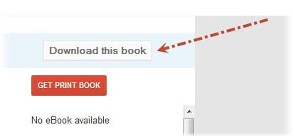 google books download script