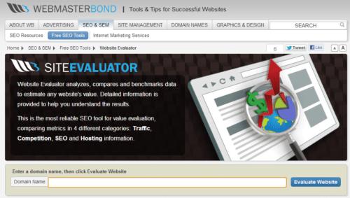 site evaluator
