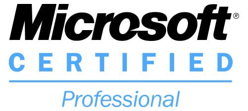 Microsoft Certified exam