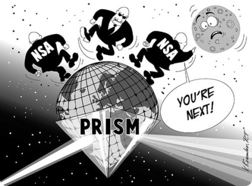 prism surveillance cloud computing