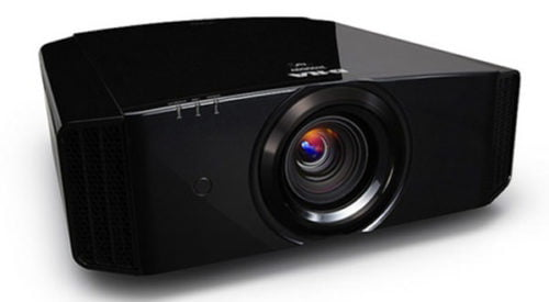 JVCX35 home projector review