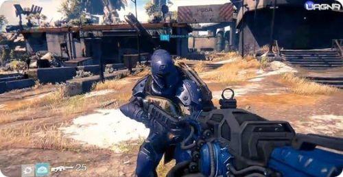 destiny PS4 game