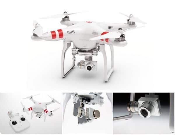 dji-vision plus quadcopter-drone