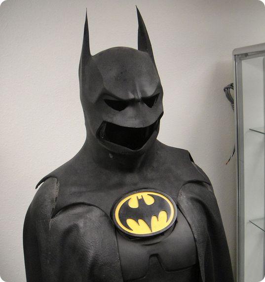 batman wearable tech