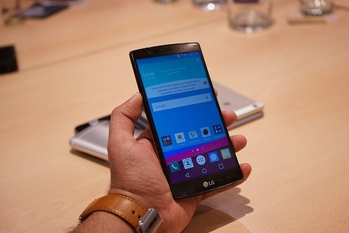 evolution of mobile screens