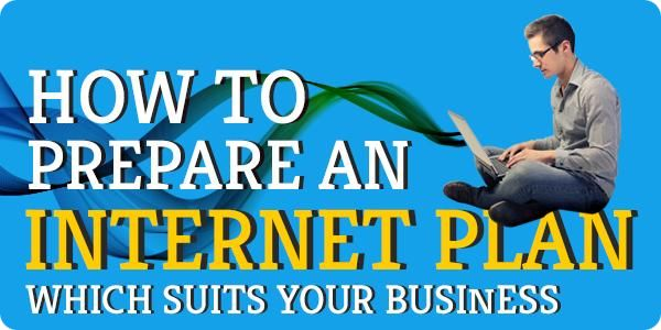 internet marketing plan suits business