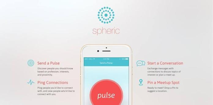 spheric-connections-social network app