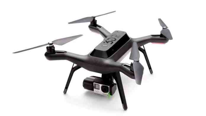 drone cameras for gopro