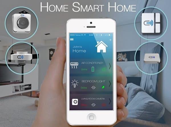 home automation smart home