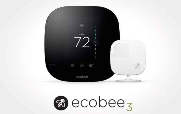 ecobee smart home device