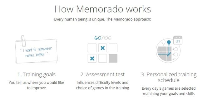 memorado brain training iq workout app