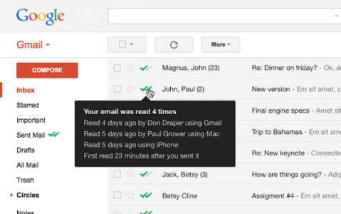 MailTrack Email Tracker