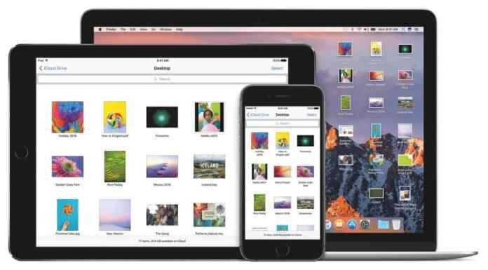iCloud on macOS Sierra