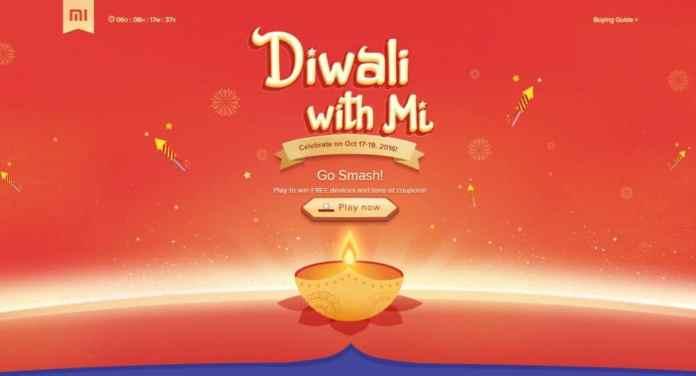 Diwali Sale with Xiaomi