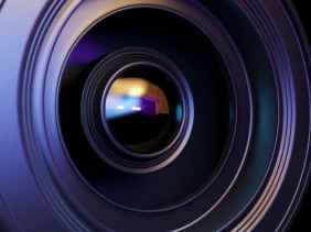 Ultraviolet light can improve the efficiency of cameras