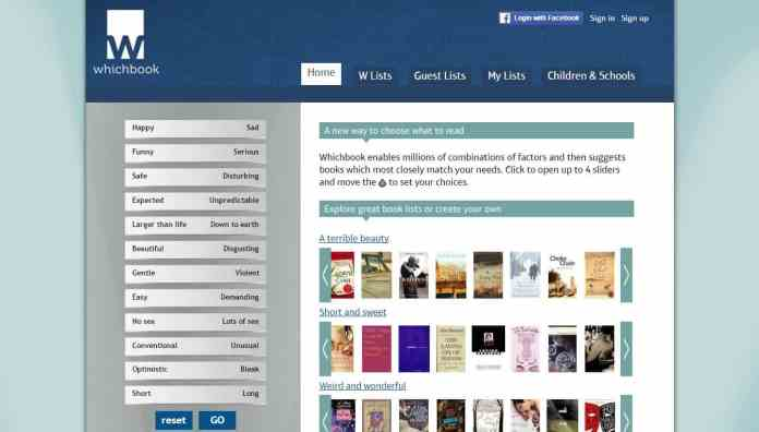 Websites an Avid Reader Must Know - WhichBook