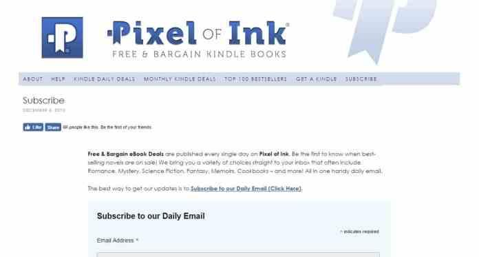 Websites an Avid Reader Must Know - Pixel of Ink
