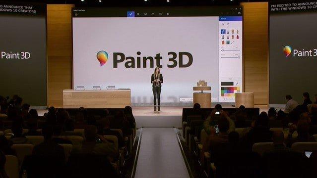 Unveiling MS Paint 3D