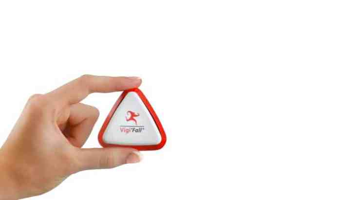 fall detector internet of things device for elderly