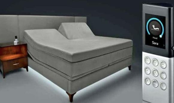 smart bed internet of things for elderly