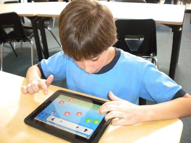 technology disruption in learning