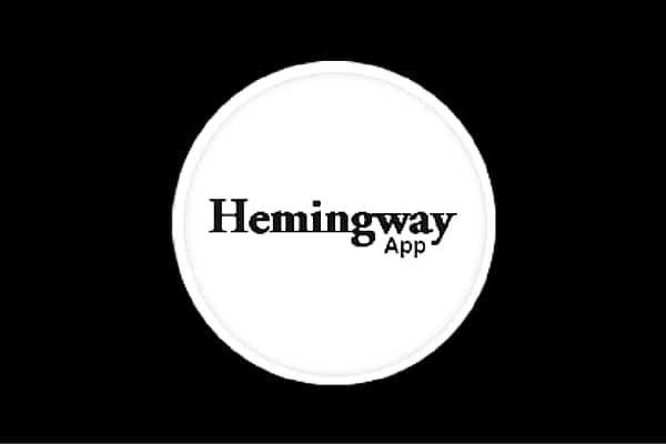 hemingway writing tools