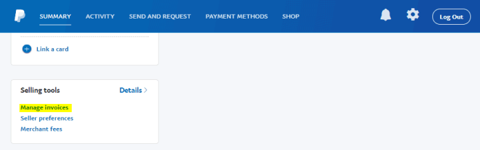 paypal_homepage_manage_invoices