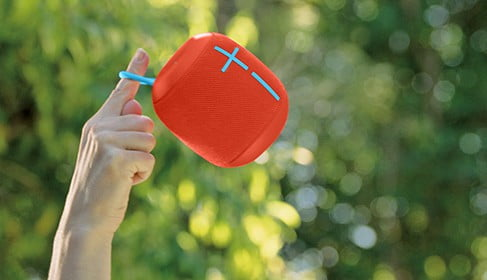 Ultimate Ears Launches Wonderboom Speakers - Wireless and Waterproof 3