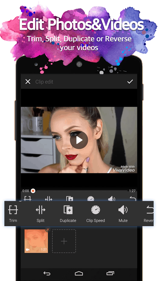 Top 10 Best Video Editing Apps for Android - Create, Edit and Share 6