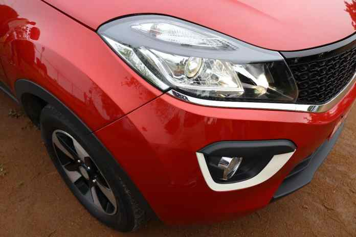 Tata Nexon Test Drive Review - A Compact SUV For The Millennials 3