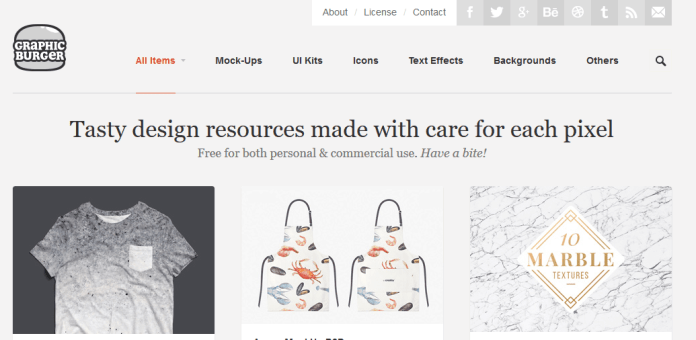 Top 12 Sites to Get High Quality Free Design Templates 7