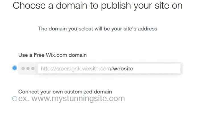 wix website builder 6