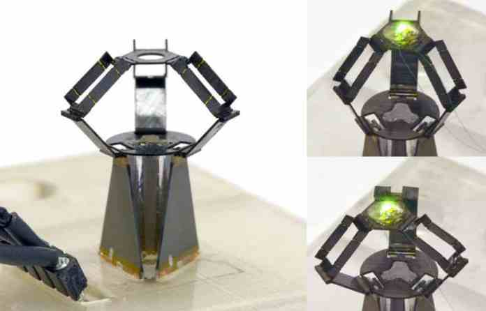 TECHGYO_ Milidelts wolrd's smallest device