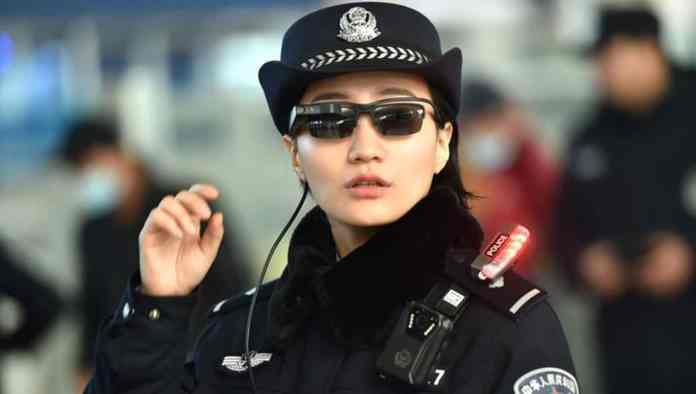 TECHGYO_ Smart Glasses to scan the passengers and catch hold of the criminals