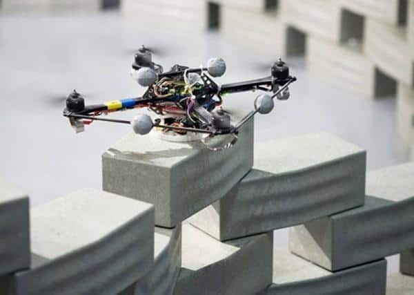 drones in construction industry