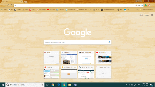 How to change the default search engine in Chrome - Read and Learn! 1
