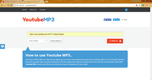 A Complete Guide on How to download Youtube audio android 3