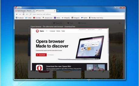 """Get your Answer on """"How To Change The Default Search Engine In Opera"""" 1"""