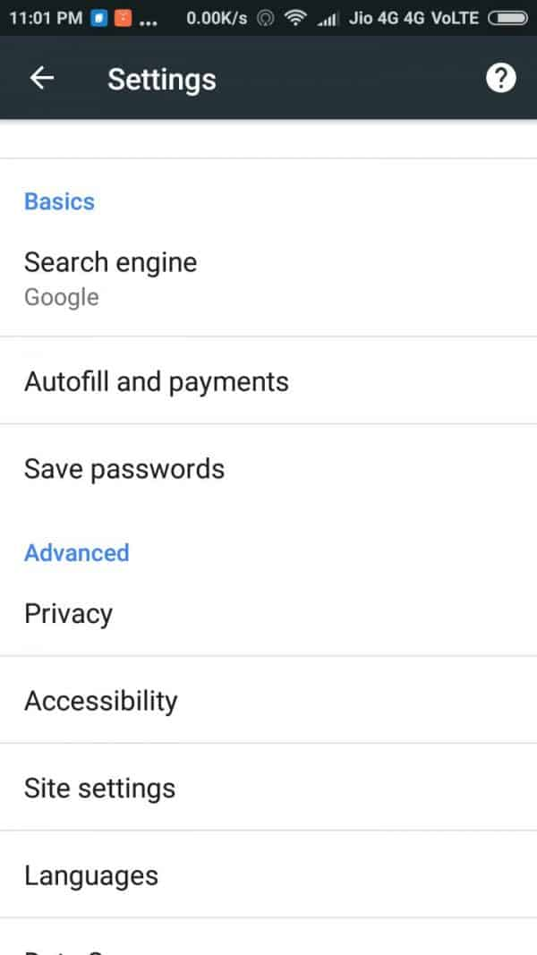 How to change the default search engine in Chrome - Read and Learn! 15