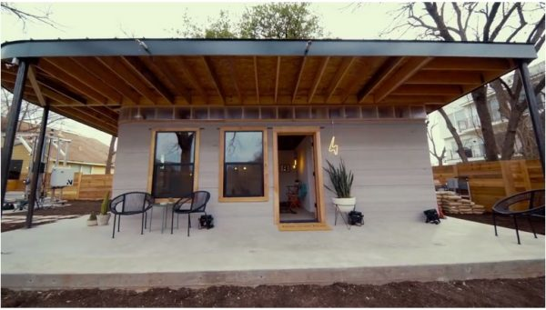 This Company Built a Concrete 3D Printed Homes in just 24 hours 5