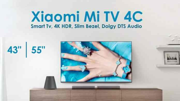 All you need to know about Xiaomi 43-inch Mi TV 4C 1