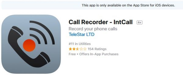 Best call recorder applications for iPhone that you can use 2