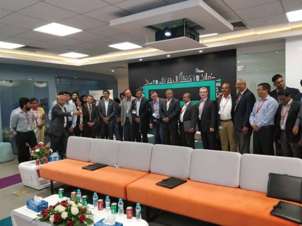 HPE and Tech Mahindra Launches Centre of Excellence for IOT Ecosystem in Bangalore 3