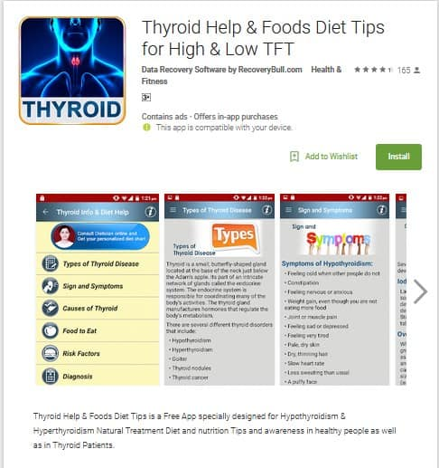 Top 10 Apps for Thyroid patients 10