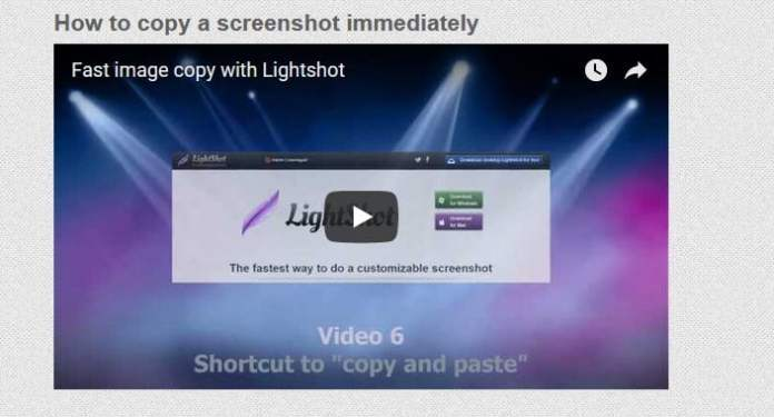 Looking for the best screenshot tool - Lightshot is here!