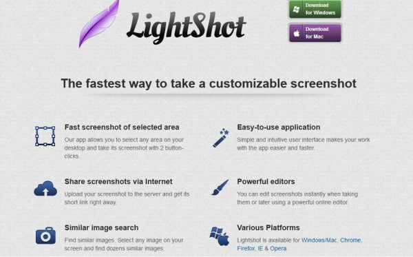 Lightshot Screenshot Tool, The Best Screen Capture Tool You'll Ever Need 1