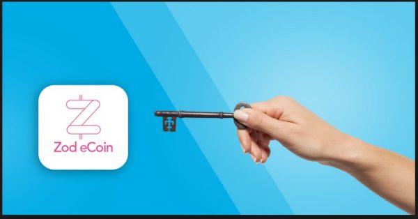 Zodiaq ICO ( ZOD TOKEN): crypto and fiat banking blockchain 1