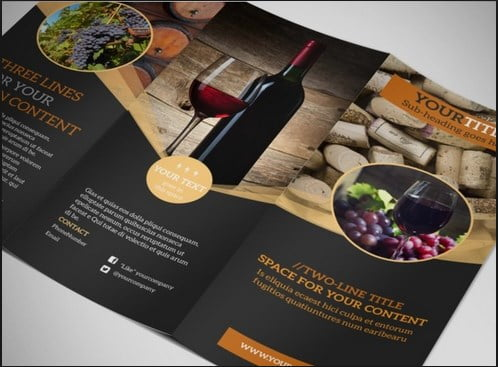 Top Five online tools for designing a brochure for you to choose from 5