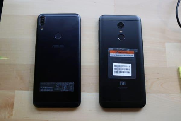 Asus Zenfone Max Pro M1 vs. MI Note 5 - An in-depth Comparison 4