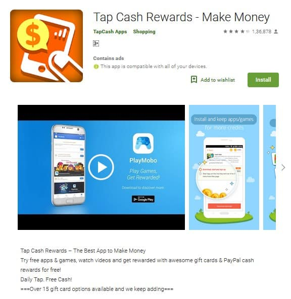 10 Android Apps To Earn Money Easily 5